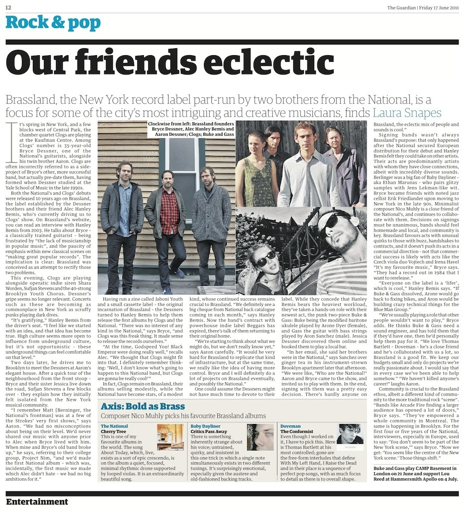 Guardian article